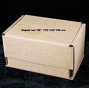 """Коробки ручной работы. Ярмарка Мастеров - ручная работа Почтовая коробка тип """"Ж"""". Handmade."""