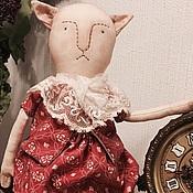 Куклы и игрушки ручной работы. Ярмарка Мастеров - ручная работа Глаша, кукла примитив. Handmade.