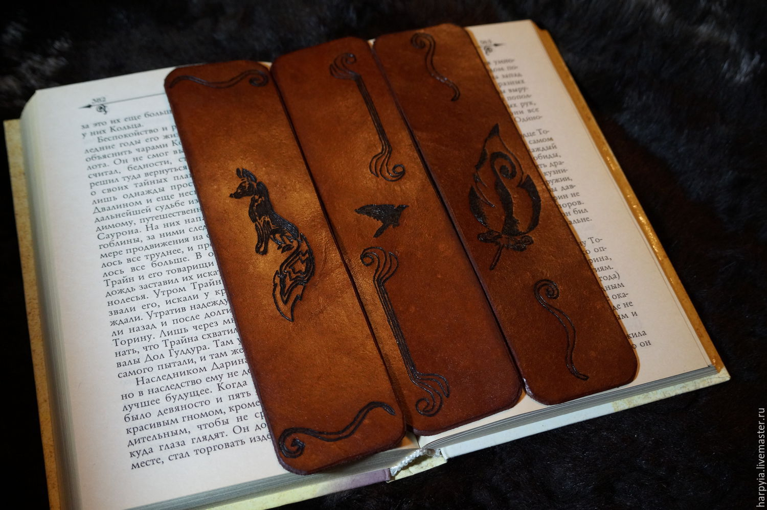 """Bookmarks for books """"Symbol"""", Bookmark, Moscow,  Фото №1"""