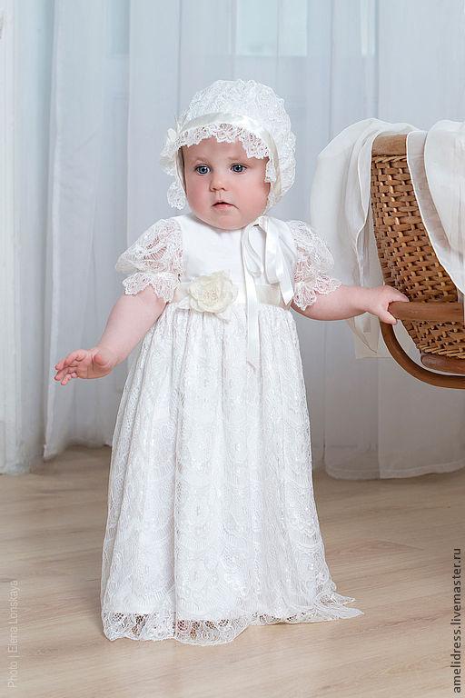 Где купить крестильное платье в спб