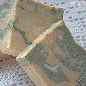 Косметика ручной работы. Ярмарка Мастеров - ручная работа Хвойный лес - натуральное мыло. Handmade.