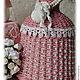 Шкатулки ручной работы. Куколка -шкатулка Изабелла. 'Плетёные истории ' Марии Парфенюк. Ярмарка Мастеров. Плетение, для любимой