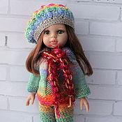 Куклы и игрушки ручной работы. Ярмарка Мастеров - ручная работа Одежда на куклу Паолку 6 предметов. Handmade.