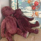 Материалы для творчества ручной работы. Ярмарка Мастеров - ручная работа Выкройка Медведя- тедди. Handmade.