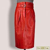 handmade. Livemaster - original item Pencil skirt