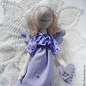 """Куклы и игрушки ручной работы. Ярмарка Мастеров - ручная работа Куколка""""Лавандовая фея сна"""". Handmade."""