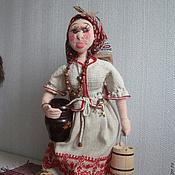 Куклы и игрушки ручной работы. Ярмарка Мастеров - ручная работа МАРЬЯ кукла ручной работы. Handmade.