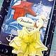 """Блокноты ручной работы. Ярмарка Мастеров - ручная работа. Купить Морской блокнот ручной работы """"Путешествие"""". Handmade. Якорь"""