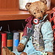 Мишки Тедди ручной работы. Мишка Тедди Интерьерный 27 см. Старостина Татьяна (StarBears). Интернет-магазин Ярмарка Мастеров.