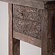 Мебель ручной работы. Кофейный стол в винтажном стиле. WoodBro. Ярмарка Мастеров. Дом, столик для ноутбука, стол с полкой