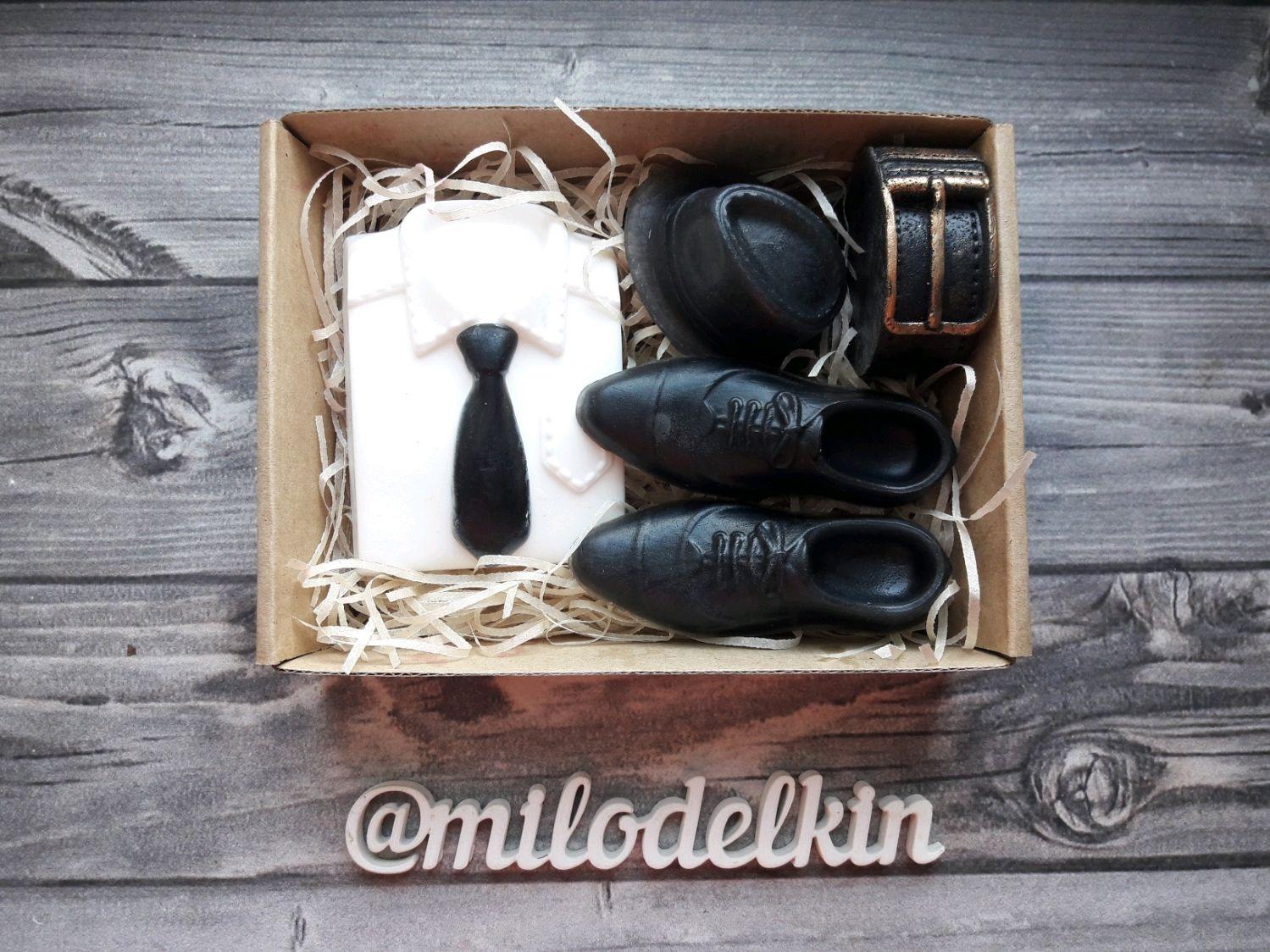 Набор мыла 'Джентльмен Maxi', Подарочные боксы, Москва,  Фото №1