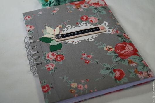 Ежедневник, блокнот ручной работы, подарок. для учителя