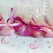 Свадебный салон ручной работы. Ярмарка Мастеров - ручная работа Мыльные сердечки. Handmade.