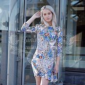 """Одежда ручной работы. Ярмарка Мастеров - ручная работа Платье """" Нежность"""" 36  размер. Handmade."""