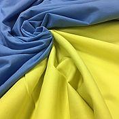 Ткани ручной работы. Ярмарка Мастеров - ручная работа Итальянская ткань батист голубой арт. 02-3690,  лимонный арт. 02-3689. Handmade.
