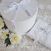 Для дома и интерьера ручной работы. Ярмарка Мастеров - ручная работа Постельное белье из белого сатина Lux  500 TC. Handmade.