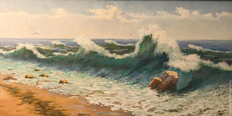 sea wave, Pictures, Krasnodar,  Фото №1