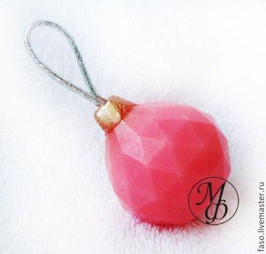 Другие виды рукоделия ручной работы. Ярмарка Мастеров - ручная работа. Купить Силиконовая форма Новогодний шар-1. Handmade.