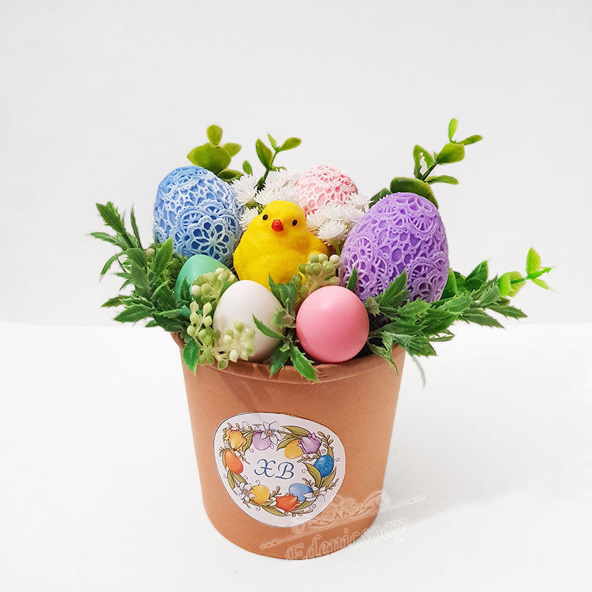 Soap Easter bouquet holiday gift buy to order Easter, Soap, Moscow,  Фото №1