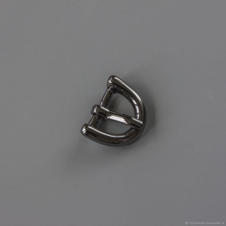 Другие виды рукоделия ручной работы. Ярмарка Мастеров - ручная работа. Купить Пряжка металлическая. 13 мм. Фурнитура для сумок. Handmade.