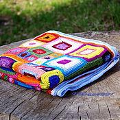 """Для дома и интерьера ручной работы. Ярмарка Мастеров - ручная работа Плед """"Babette Blanket """" п/ш. Handmade."""