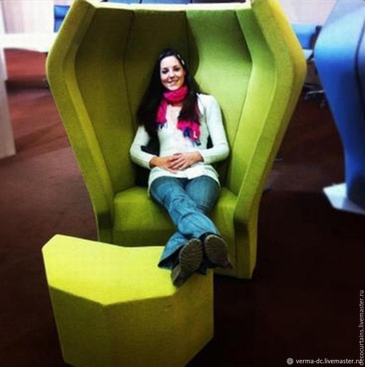 Кресло с высокой спинкой(копия), Мебель, Москва, Фото №1