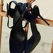 Обувь ручной работы. Ярмарка Мастеров - ручная работа Туфли PAVANE (JVV ClothingBrand). Handmade.