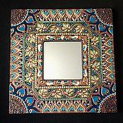 Для дома и интерьера ручной работы. Ярмарка Мастеров - ручная работа Зеркало интерьерное Alexandria. Handmade.