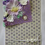Открытки ручной работы. Ярмарка Мастеров - ручная работа открытки для женщин. Handmade.