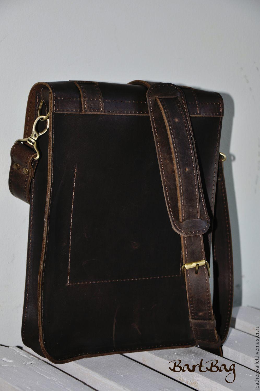 490988407cd4 Интернет-магазин Мужские сумки ручной работы. Заказать Кожаная сумка
