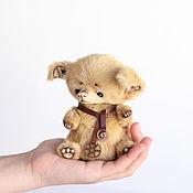 Куклы и игрушки ручной работы. Ярмарка Мастеров - ручная работа Челси щенок. Handmade.