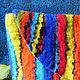 Женские сумки ручной работы. Ярмарка Мастеров - ручная работа. Купить Клатч. Handmade. В полоску, косметичка, сумочка