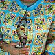Верхняя одежда ручной работы. Заказать ПАЛЬТО-КАРДИГАН-БЛ-29. Marussia / Маруся. Ярмарка Мастеров. Пальто женское