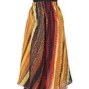 Одежда ручной работы. Ярмарка Мастеров - ручная работа SALE! -70% Юбка гофрированная. Handmade.