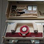 Инструменты для вязания ручной работы. Ярмарка Мастеров - ручная работа Вязальная машина Brother KH 230. Handmade.