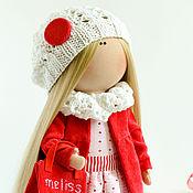 Куклы и игрушки ручной работы. Ярмарка Мастеров - ручная работа Кукла текстильная. Кукла интерьерная.. Handmade.
