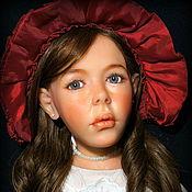 Куклы и игрушки ручной работы. Ярмарка Мастеров - ручная работа ВАЛЕНТИНА  68 СМ. Handmade.