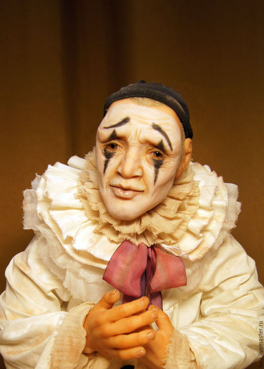 Куклы и игрушки ручной работы. Ярмарка Мастеров - ручная работа. Купить Я подарю тебе сердце... Handmade. Белый, дерево
