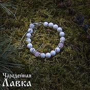 Фен-шуй и эзотерика handmade. Livemaster - original item Bracelet Talisman-amulet beauty and youth. Handmade.