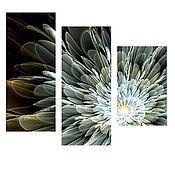 Картины и панно handmade. Livemaster - original item triptych of the Lightbringer. Handmade.