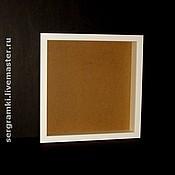Сувениры и подарки ручной работы. Ярмарка Мастеров - ручная работа Рамка глубокая.. Handmade.
