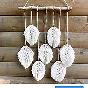 Для дома и интерьера handmade. Livemaster - original item Leaves. Handmade.