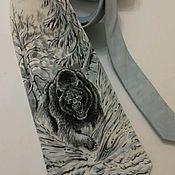 Аксессуары handmade. Livemaster - original item Need a tie for