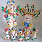 Хлудневская игрушка (Евгения) - Ярмарка Мастеров - ручная работа, handmade