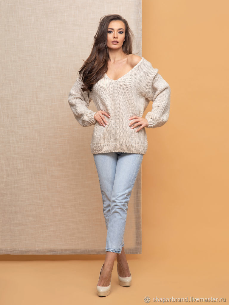 Beautiful women's pullover, Sweaters, Moscow,  Фото №1