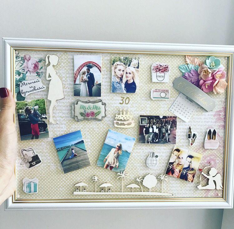 """Открытка-картина в рамке """"Любимой сестре в день 30-тридцатилетия!"""", Открытки, Москва, Фото №1"""