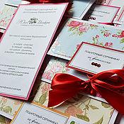 Сувениры и подарки ручной работы. Ярмарка Мастеров - ручная работа Подарочные сертификаты в конверте. Handmade.