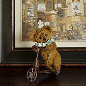 Куклы и игрушки ручной работы. Ярмарка Мастеров - ручная работа Авторский мишка Герман. Handmade.
