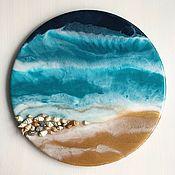 Картины ручной работы. Ярмарка Мастеров - ручная работа Море. Handmade.