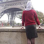Одежда ручной работы. Ярмарка Мастеров - ручная работа Парижский шарм! Вещь с ИСТОРИЕЙ!). Handmade.